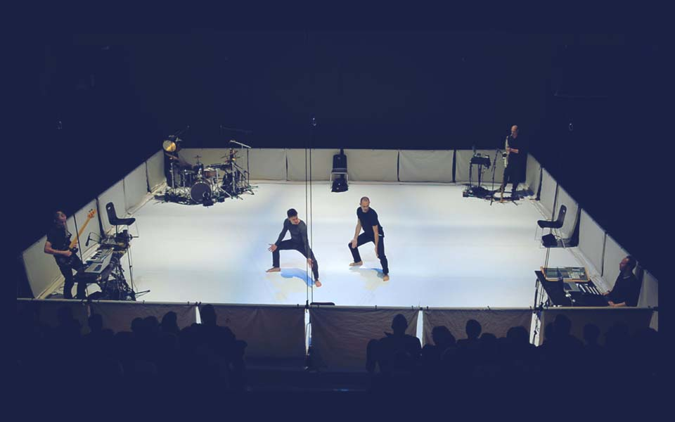 Humano project - contemporary dance show
